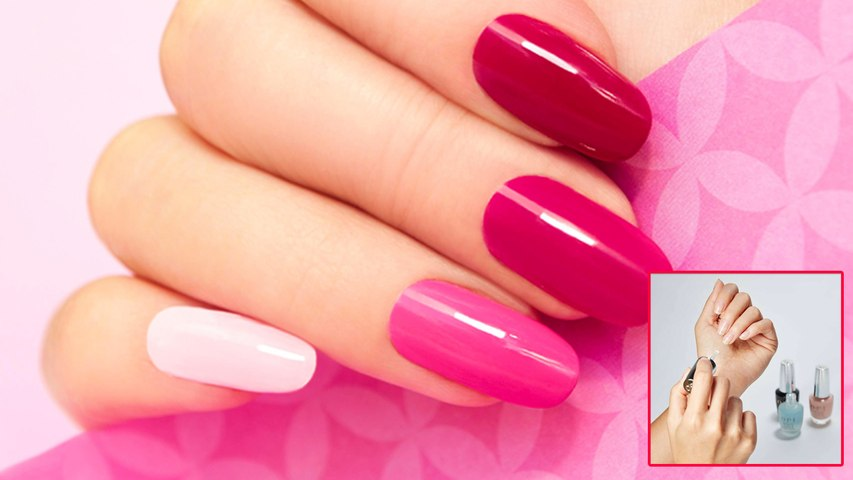 Nail Polish hacks | 5 Nail polish hacks Every girl should try | Boldsky