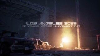Terminator: Resistance - Tráiler de lanzamiento