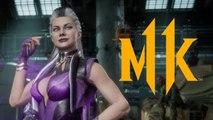 Mortal Kombat 11 - Bande-annonce de Sindel