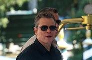'Underdog' Matt Damon