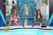 Surco: sujetos que realizan ilegal 'taxi moto' se drogan en la calle