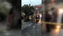 Eyüpsultan'da öğrenci servisi kaza yaptı