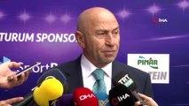 """Nihat Özdemir: """"İyi bir jenerasyon yakaladık"""""""