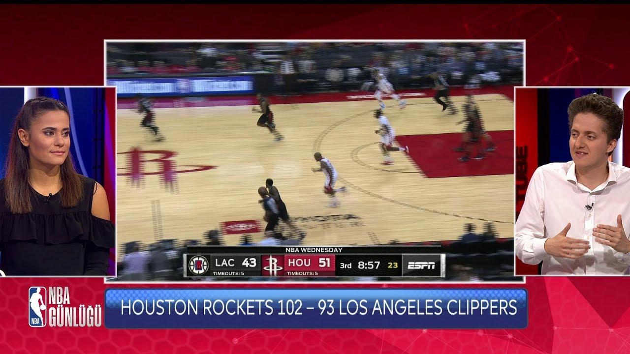 NBA Günlüğü | 14.11.2019