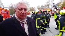 Incendie à Annecy : témoignage du préfet Pierre Lambert