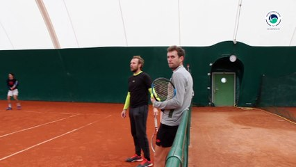 Jérôme Haehnel, le capitaine du Tennis Club de Paris  - #GoTCP