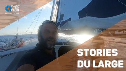 TRANSAT JACQUES VABRE - Les stories du large #Jour17 - 13/11/2019