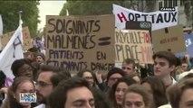 Crise des hôpitaux : Emmanuel Macron se prononce
