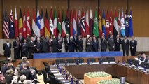 Dışışleri Bakanı Mevlüt Çavuşoğlu, DEAŞ'le Küresel Mücadele Koalisyonu Dışişleri Bakanları Toplantısı'na katıldı