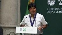 """Evo Morales todo un """"Rock Star"""""""