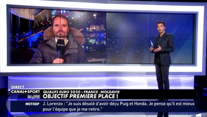 DailySport - Equipe de France et Euro 2020 : Objectif première place !
