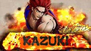 Samurai Shodown - Kazuki Kazama