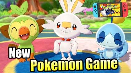 Pokemon Sword Shield #3 — How to Catch Pokemon {Switch} Walkthrough part 3