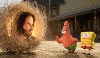 The SpongeBob Movie_ Official Trailer (2020) - Keanu Reeves