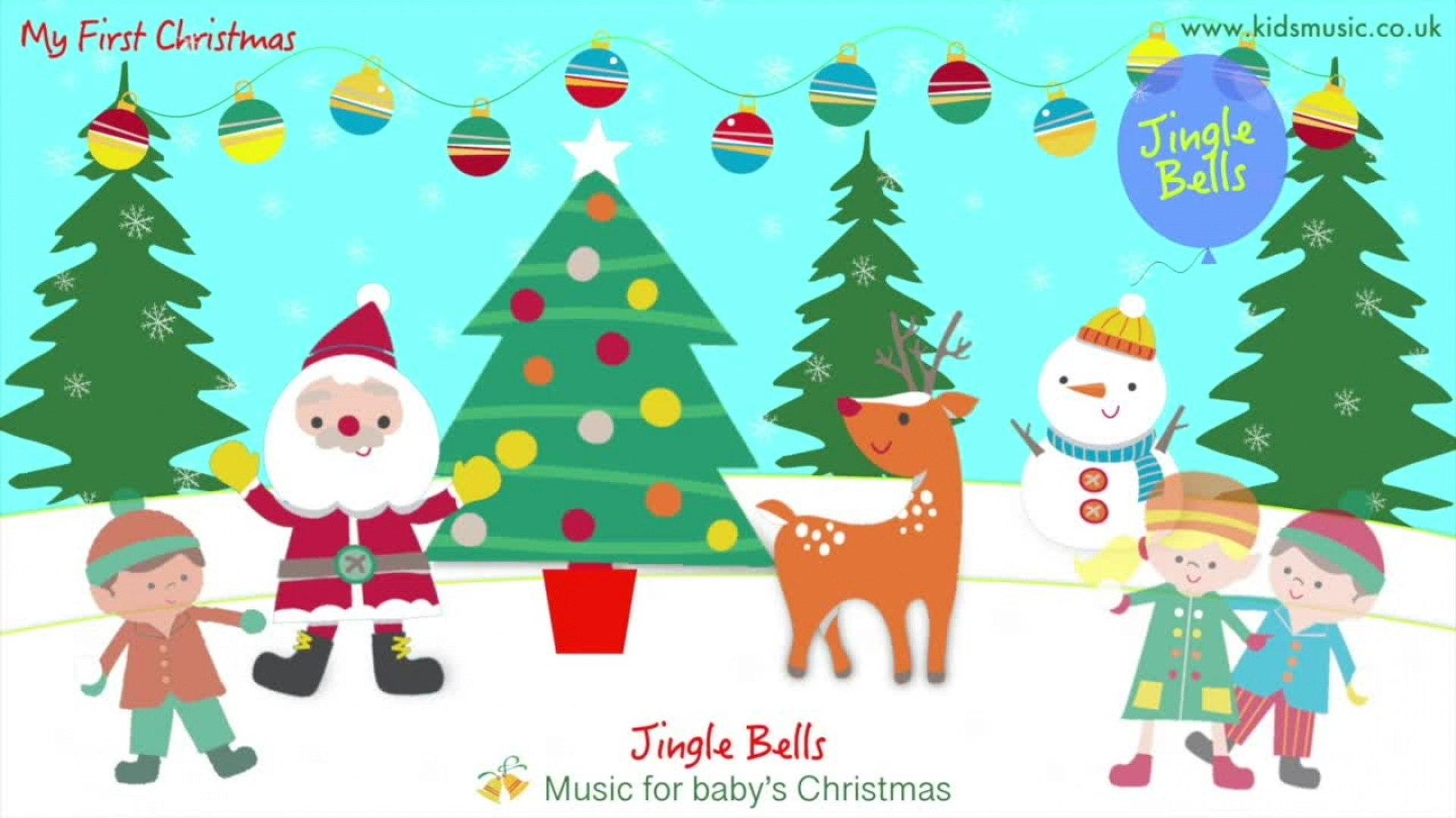 Kidzone Jingle Bells Instrumental Video Dailymotion