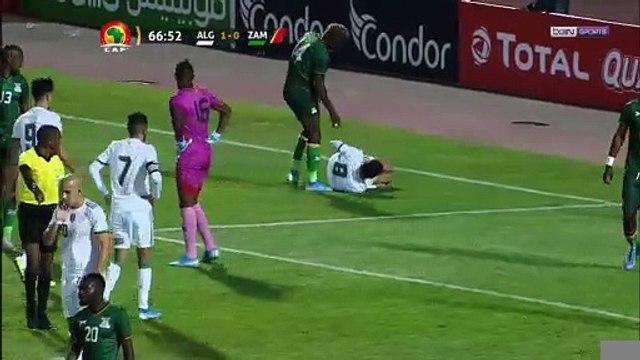 CAN 2021 : L'Algérie colle une manita à la Zambie !