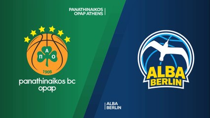 EuroLeague 2019-20 Highlights Regular Season Round 8 video: Panathinaikos 105-106 ALBA