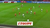 Tous les buts d'Angleterre - Monténégro - Foot - Qualif. Euro