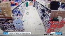 Ardèche : les images impressionnantes du séisme survenu au Teil