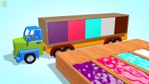 Cookie Transporter Truck