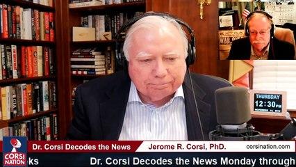 Dr Corsi DECODES 11-14-19 We expose Soros as the left's evil puppet master destabilizing Ukraine for Biden/Kerry profit, Pt 1