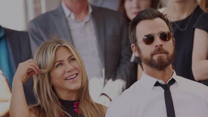Jennifer Aniston and Justin Theroux's Shared Love Language Is … Their Dogs?