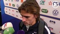 France-Moldavie, Antoine Griezmann : «on n'était pas dedans...»