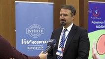 """(TEKRAR) Prof. Dr. Ayhan Dinçkan: """"Organ bağışı 15 yılda 5 kat arttı"""""""