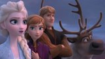 Here's What Critics Have to Say About 'Frozen II'   THR News