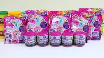 MLP and MLPS Surprise Toys Unwrapping-