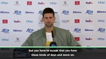 Djokovic evaluates mixed season after Tour Finals disappointment