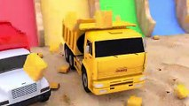 Learn Colors With School Bus Street Vehicle for kids Nursery Rhymes