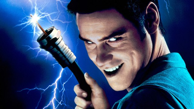 The Cable Guy Movie  (1996)  Jim Carrey, Matthew Broderick, Leslie Mann