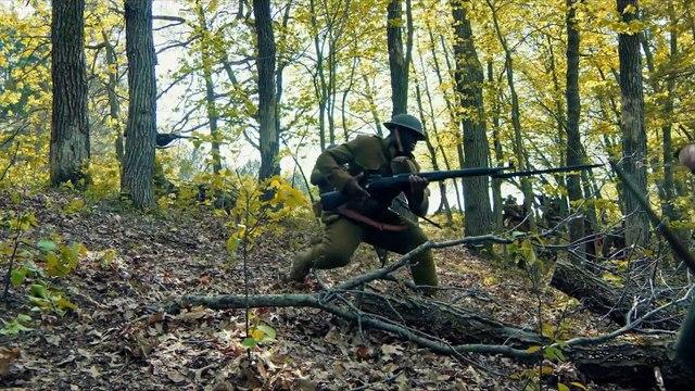 THE GREAT WAR movie - Ron Perlman, Billy Zane, Bates Wilder