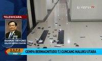 BMKG: Terjadi Lebih dari 70 Gempa Susulan Hingga Pagi Ini