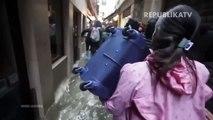 Venesia Darurat Banjir