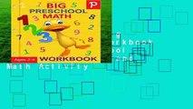 Full Version  Big Preschool Math Workbook Ages 2-4: Preschool Numbers Workbook and Math Activity
