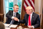 Trump'la görüşen NATO Genel Sekreteri'den Türkiye'ye övgü: Değerli bir müttefikimiz ve terörle mücadeledeki rolü önemli