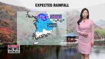 Rain and snow to continue in many regions, way higher highs