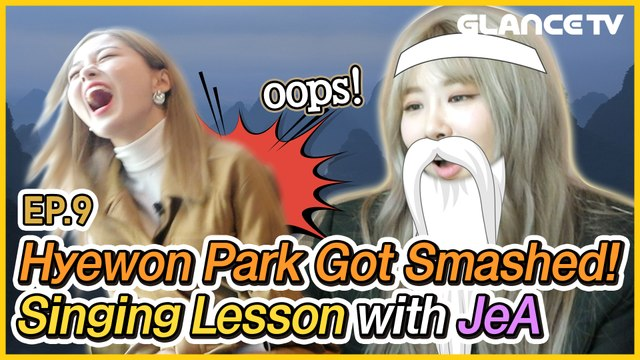 Park Hye-won X JeA A rising master met an old master!! ㅣJeA Lalala EP.9ㅣ