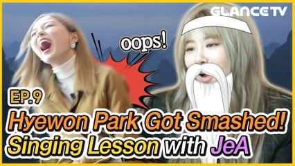 Park Hye-won X JeA A rising master met an old master!! ㅣJeA Lalala EP.9ㅣ