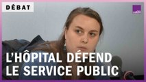 L'hôpital est-il l'étendard de la défense du service public ?