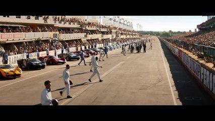 Ford v. Ferrari with Matt Damon - Misfits