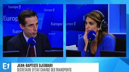 Jean-Baptiste Djebbari - Europe 1 vendredi 15 novembre 2019