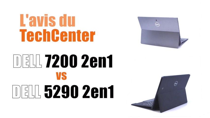 En direct du TechCenter CELERIS; le nouveau Dell 7200 2 en 1