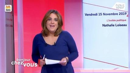 Elisabeth Doineau - Bonjour chez vous ! Vendredi 15 novembre