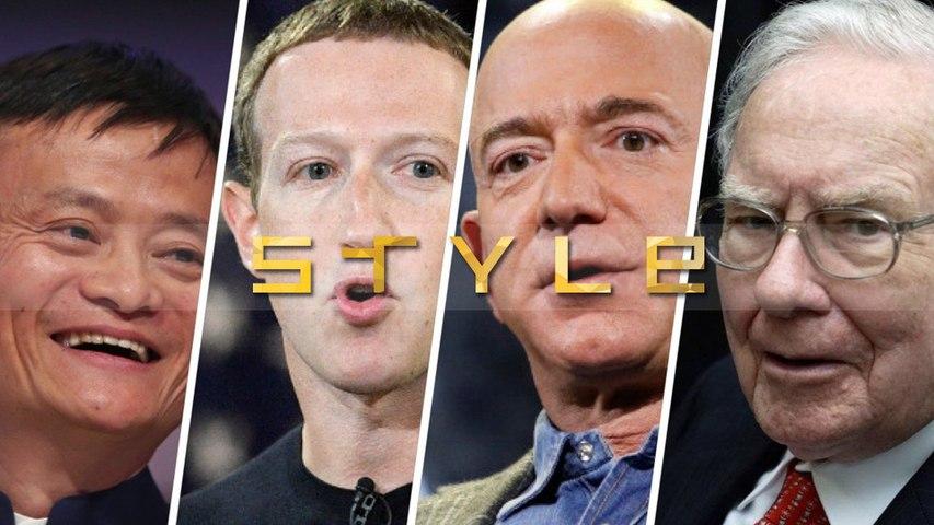 Jeff Bezos, Mark Zuckerberg, Jack Ma and 7 more billionaires who choose to drive cheap, modest cars