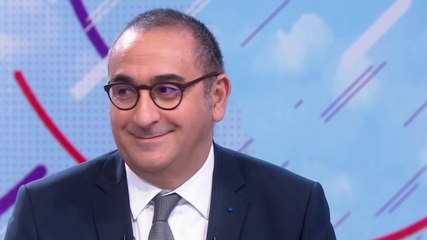Laurent Nuñez - France 2 vendredi 15 novembre 2019