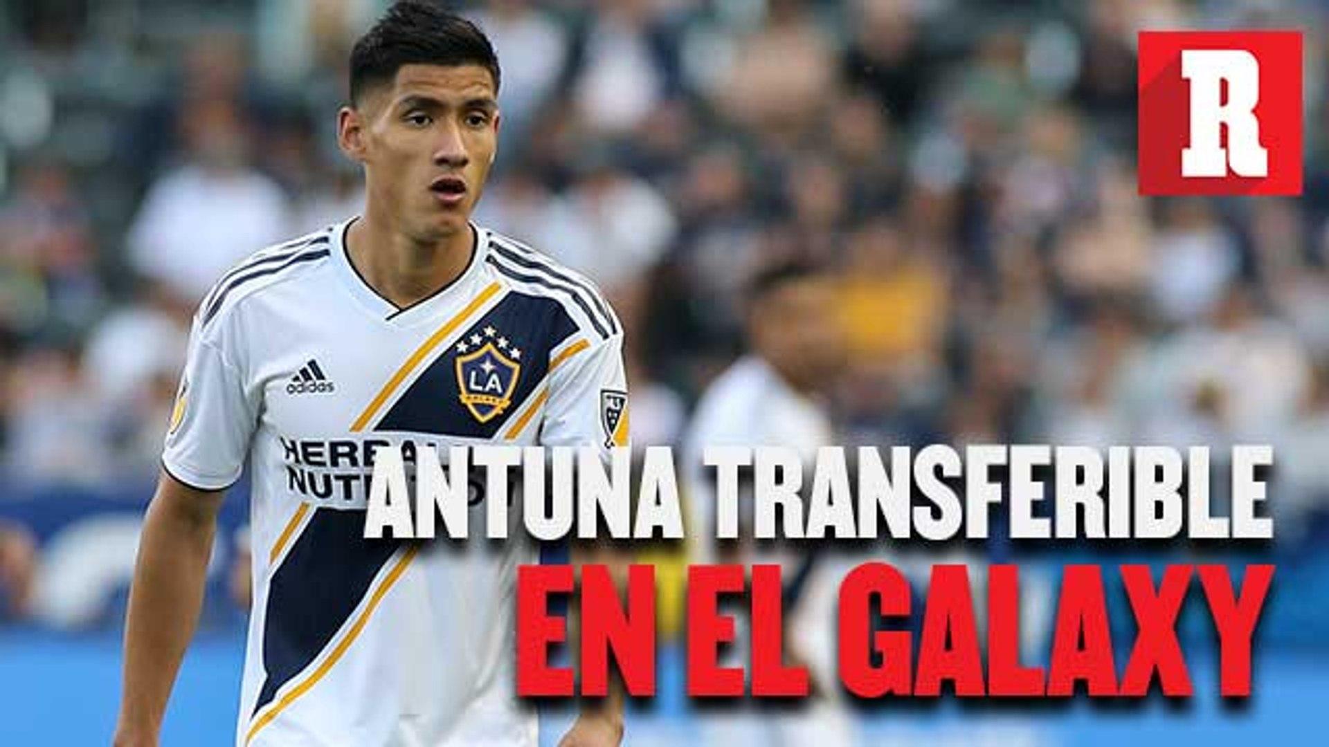 LA Galaxy colocó a Uriel Antuna en el Draft de Expansión de la MLS