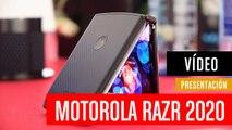 Motorola Razr 2020 - Toma de contacto